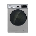 Machine à Laver Frontale TELEFUNKEN 8 Kg (MACH8-1255CF4T-S) - Silver
