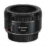 Canon EF 50mm f/1.8 STM SLR Téléobjectif Noir