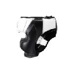 HAMMER 87015 casque de sport Noir, Blanc