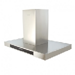 Hotte Centrale ILOT FRANCO 90 cm - Inox (FR ILOT Lara 90x)