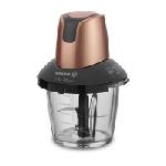 Mini Hachoir KORKMAZ Food Processor - BOLEN VERRE-900W (A460-05)