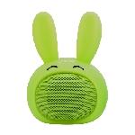 Mini Haut-parleur Bluetooth Promate Bunny - Vert