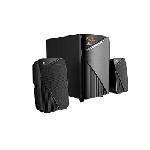 Haut Parleur Gold Sound GS3199 – Subwoofer 2.1 Avec Bluetooth