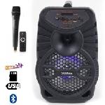 Mini Haut-parleur mobile avec Bluetooth et micro sans fil - Traxdata TRX-018