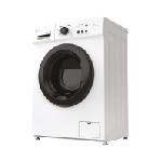Machine à laver Frontale Syinix 8Kg (WMFL3812)- Blanc