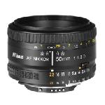 Objectif NIKON 50mm f/1,8