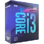 Processeur Intel Core i3-9100F 9é Génération