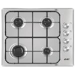 Plaque de cuisson encastrable Klass 60 cm - 4 Feux - Inox (cuisklassx60)