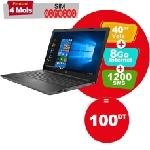 PC Portable HP 15-DA0063NK i3 7è Gén 8Go 1To (6VJ71EA-8G)