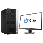 PC de Bureau HP ProDesk 400 G4 MT i3