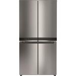 Réfrigérateur Side by side WHIRLPOOL NoFrost 591L (WQ9B1L) - Inox