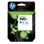 HP 940XL cartouche d'encre 1 pièce(s) Original Rendement élevé (XL) Cyan