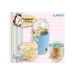 Bestron APC1007 machine à popcorn 1200 W Noir, Bleu