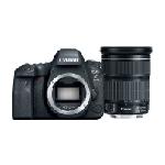 Appareil photo Reflex Canon EOS 6D Mark II + objectif 24-105mm IS STM