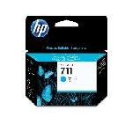 HP 711 cartouche d'encre Original Cyan