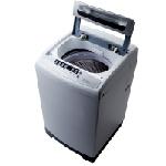 Machine à laver Midea automatique Top Load 10.5 KG - Silver