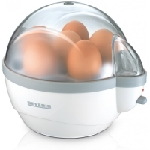 Severin EK 3051 cuiseur à œufs 6 œufs 400 W Blanc