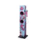 Muse M-1020KDG systeme de sonorisation Système d'adresse publique autoportant 30 W Multicolore