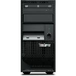 Lenovo ThinkServer TS150 serveur 3,3 GHz 8 Go Tour (4U) Famille Intel® Xeon® E3 250 W DDR4-SDRAM