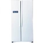 Réfrigérateur Telefunken Side By Side 562L NoFrost (FRIG.TLF2-66I) - Blanc