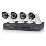 Conceptronic Kit de surveillance IP 4 canaux