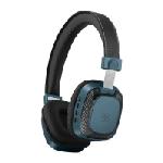 Casque Stéréo Bluetooth Promate Melody-BT - Bleu