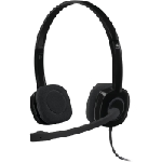 Casque Micro Logitech Stereo Headset H151