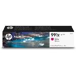 HP 991X cartouche d'encre 1 pièce(s) Original Rendement élevé (XL) Magenta