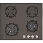 Plaque de cuisson encastrable Simfer 4 Feux - 60cm - Noir (CUISEN-H6405NGSSP)