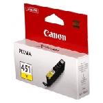Cartouche Originale Canon CLI-451Y / Jaune