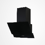 Hotte décorative cheminée SEG 90cm (LD46/90) - Noir