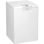 Congélateur Horizontal WHIRLPOOL WH1410 200Litres 6th Sense® Blanc