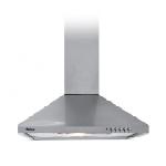 Hotte pyramidale Focus 60cm - Inox (F605X)