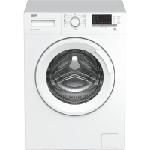 Machine à laver Automatique BEKO 8Kg (WTV8612XSW) - Blanc
