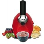 Techwood TIC-2055 machine à desserts glacés 150 W Noir, Rouge