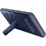 Coque arrière Protective Stand pour Samsung Galaxy S10+ - Bleu