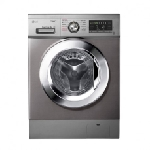 Lave linge Frontale LG 7Kg - Silver (FH4G7QDY5)