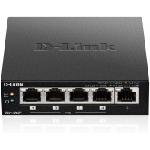 Switch D-Link DGS-1005P 5 ports 10/100/1000 Mbps