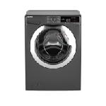 Machine à laver HOOVER 9KG 1400T (DXOA49C3R) - Silver
