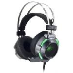 Spirit of Gamer Elite-H30 Casque Arceau Noir