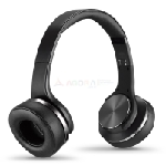 Ksix BXAUPBTSPK01 écouteur/casque Arceau Connecteur de 3,5 mm Bluetooth Noir