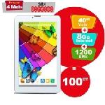 "Tablette SUPER TAB S7G 7"" 3G - Rouge (SUPERTAB-S7G)"