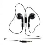 Écouteur Sbox avec micro - Noir