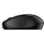 Souris Optique HP USB Filaire - Noir (4QM14AA)