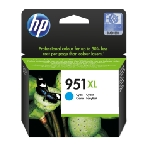 HP 951XL cartouche d'encre 1 pièce(s) Original Rendement élevé (XL) Cyan