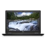 """DELL Latitude 5590 DDR4-SDRAM Ordinateur portable 39,6 cm (15.6"""") 1366 x 768 pixels Intel® Core™ i5 de 8e génération 4 Go 500 Go Disque dur Wi-Fi 5 (802.11ac) Linux Ubuntu Noir"""