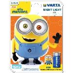 Varta Minions Night Light 3AA lumière de nuit pour bébé Multicolore LED