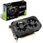 Carte Graphique ASUS GeForce GTX 1650 SUPER OC 4G GAMING