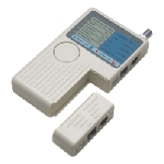 Intellinet 351911 testeur de câble réseau Beige