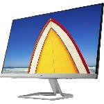 """HP 24f 60,5 cm (23.8"""") 1920 x 1080 pixels Full HD LED Argent"""